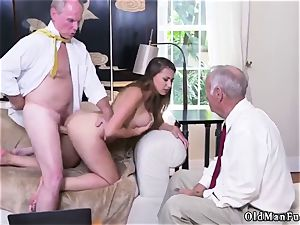 penetrate his older pal playfellow s step-sister Ivy amazes with her huge fun bags and culo