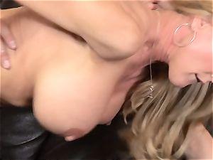 Stepmom Brandi enjoy tempts her stepson